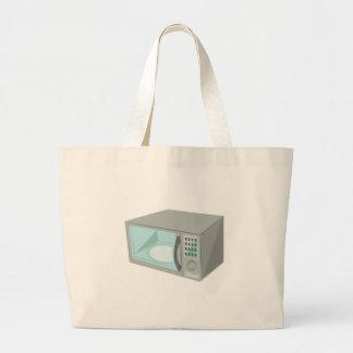 Microwave Jumbo Tote Bag