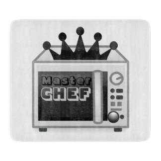 Microwave Master Chef Cutting Boards