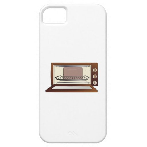 Microwave Oven iPhone 5/5S Cover