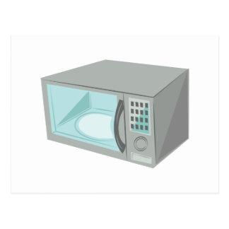 Microwave Postcard