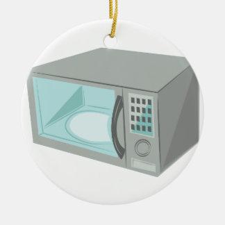 Microwave Round Ceramic Decoration