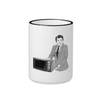 Microwave Salesman Mugs