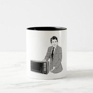 Microwave Salesman Mug