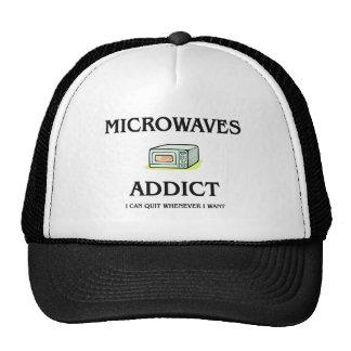 Microwaves Addict Mesh Hat