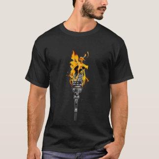 Mics on Fire T-Shirt