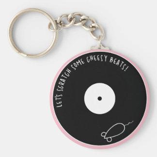 Micy Fellow -beats Key Ring