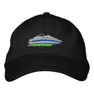Mid Cabin Cruiser Embroidered Cap