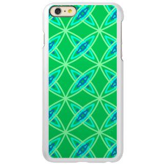 Mid Century Modern Atomic Print - Jade Green