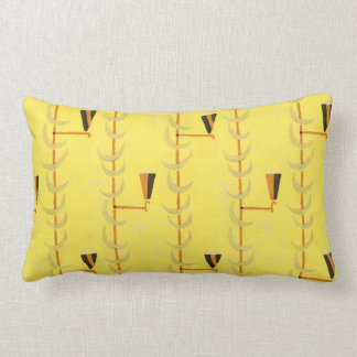 Mid Century Modern Design Pillow