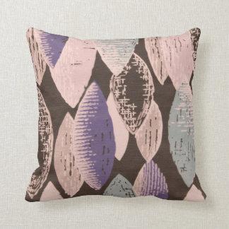 Mid century Modern Design Throw Pillow