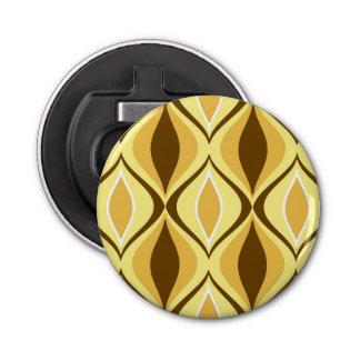 Mid-Century Modern Diamonds, Mustard Gold