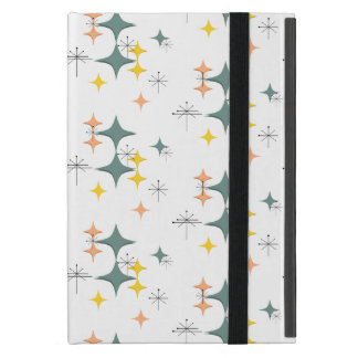 Mid Century Modern Eames Atomic Starbursts Custom iPad Mini Cover