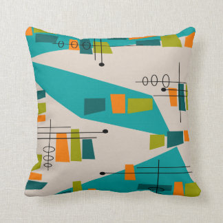 Mid-Century Modern Inspired Atomic #78 Cushion