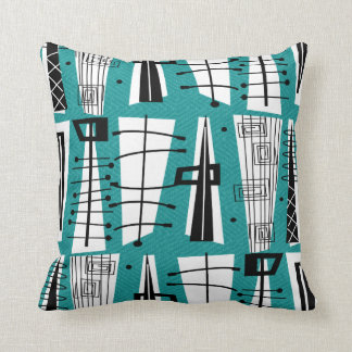 Mid-Century Modern Inspired Pillow #B13