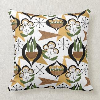 Mid-Century Style | Plants | Fifties Style Cushion