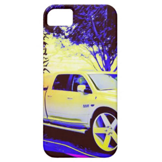 MID-KNIGHT TRUCK STOP BARELY THERE iPhone 5 CASE