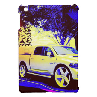 MID-KNIGHT TRUCK STOP iPad MINI COVER