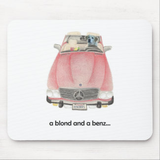 Mid Life Crisis Mouse Pads