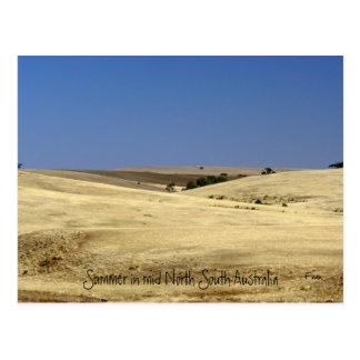 mid North South Australia Postcard