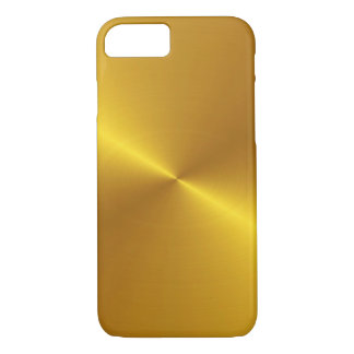 Midas Golden Touch Brilliant Gold Design iPhone 8/7 Case