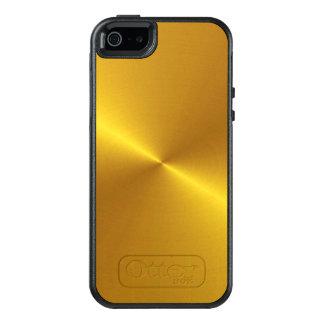 Midas Golden Touch Brilliant Gold Design OtterBox iPhone 5/5s/SE Case