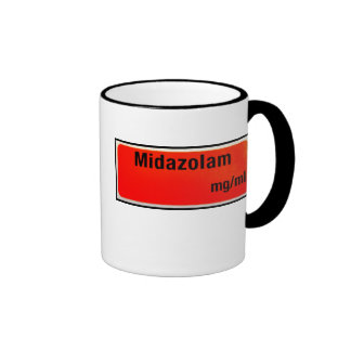 MIDAZOLAM MUG