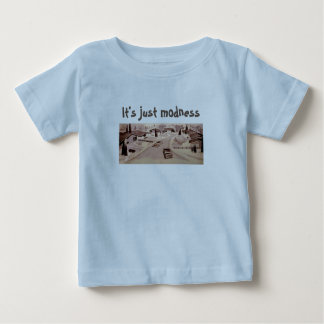 Midcentury Modern Architecture Baby T-Shirt