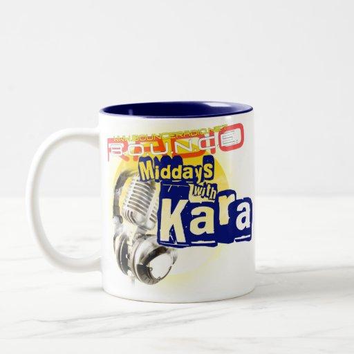 Middays With Kara Colored 15oz Mug