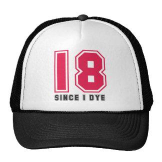middle age cap