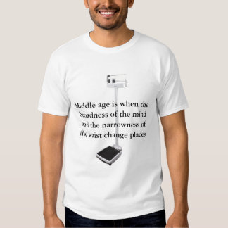 Middle Age Men's T-Shirt