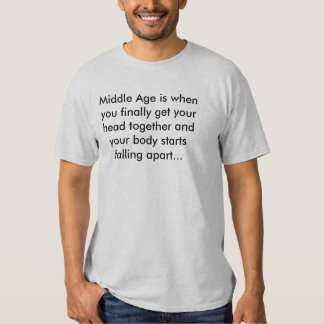 middle age shirts