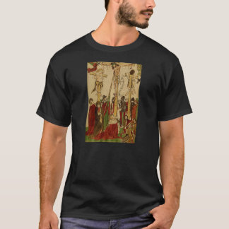 Middle ages crucifixion T-Shirt