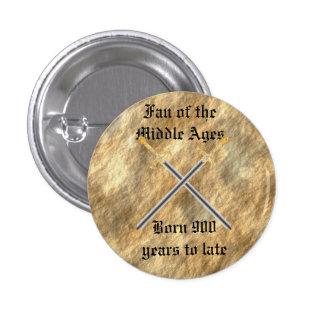 Middle ages Fan Button