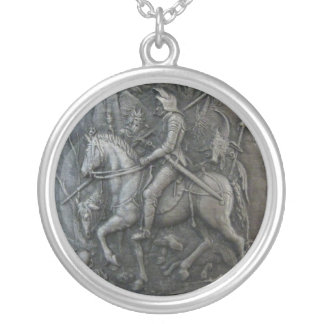 Middle Ages Knight Necklace