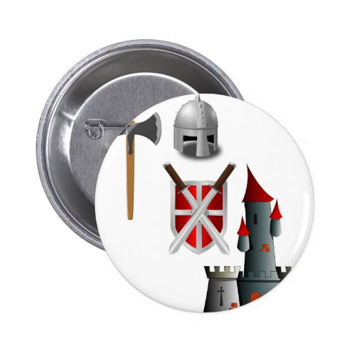 Middle Ages Mash-up Pins