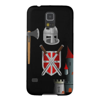 Middle Ages Mash-up Galaxy S5 Cases