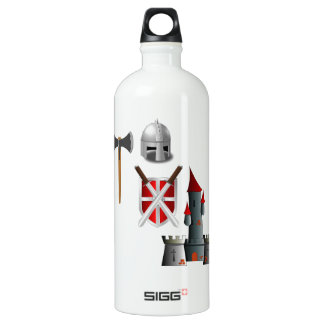Middle Ages Mash-up SIGG Traveller 1.0L Water Bottle