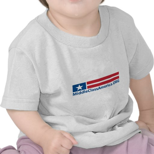 MIDDLE CLASS AMERICA ORGANIZATION TEES
