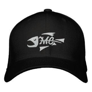 Middle Creek Fish Skeleton Embroidered Hat