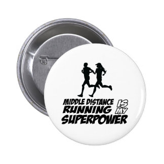 Middle distance running button
