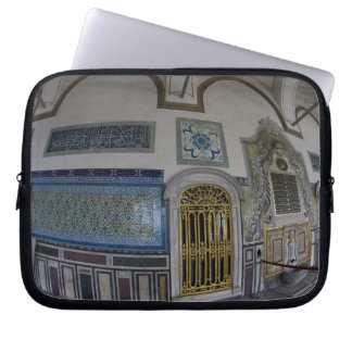 Middle East Turkey and city of Istanbul with the 2 Laptop Computer Sleeves