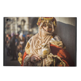 Middle Eastern carnival mask in Venice Case For iPad Air
