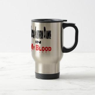Middle eastern Dance In Blood Mug