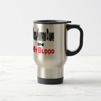 Middle eastern Dance In My Blood Mugs