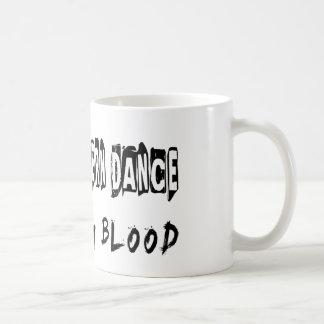 Middle eastern Dance It's In My Blood Coffee Mugs