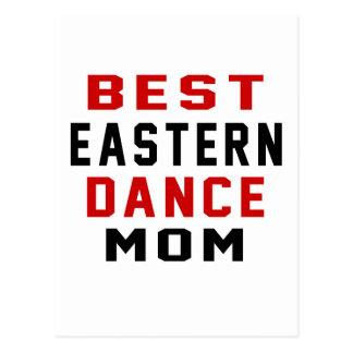 Middle eastern DANCE Mom Postcard
