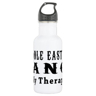 Middle Eastern Dance My Therapy 532 Ml Water Bottle