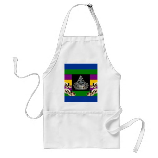 Middle-Eastern Diva Pride Aprons