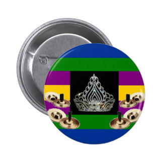 Middle-Eastern Diva Pride Buttons