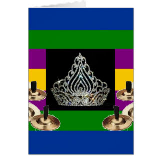 Middle-Eastern Diva Pride Card